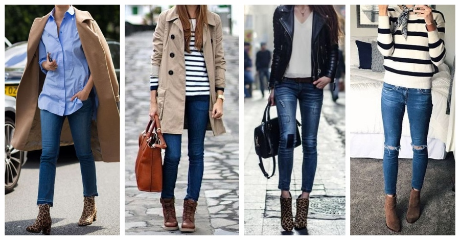top brands cheap sale differently Jeans e ankle boot: veja dois truques para um look perfeito!