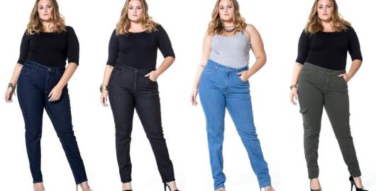 Uma calça jeans básica é uma boa opção para presente de Natal.