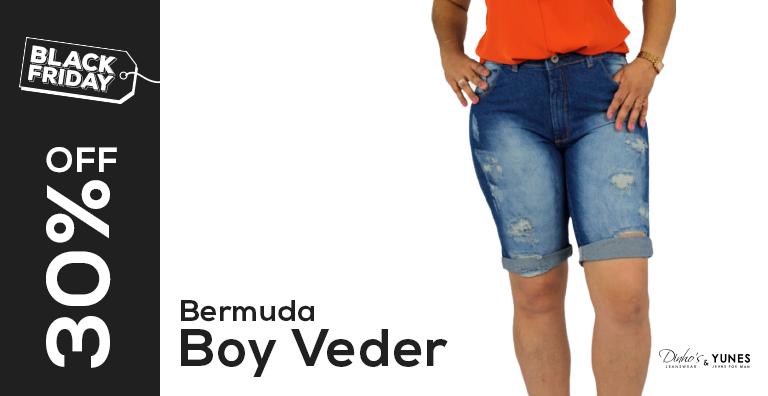Bermuda Boy Veder