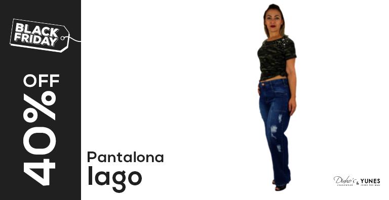 Pantalona Iago